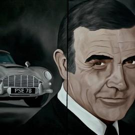 Bond Aston Martin DB 5