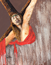 - artwork Crucifixion-1344033869.jpg - 2012, Painting Oil, undecided