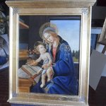 Tabernacle frame Botticelli By Rachele Manetti