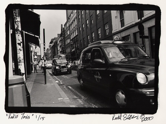 Rachel Schneider  'London 18', created in 2002, Original Photography Color.