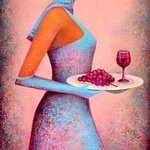 grape and wine By Rafail Aliyev