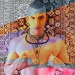 gay painter homosexual art By Raphael Perez  Israeli Painter