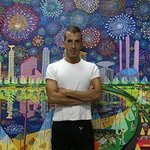 naife painter naife artist By Raphael Perez  Israeli Painter