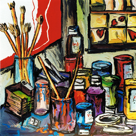 still life painting stilllife artworks paintings raphael perez painter art my table