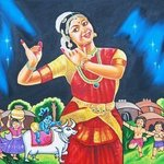 LULLABY OF LORD KRISHNA By Ragunath Venkatraman