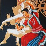 THE DIVINE DANCE OF ODISSI By Ragunath Venkatraman