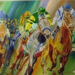 horseracing By Ralph Megginson