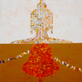 Ram Thorat: ' To under stand creater, understand created things', 2011 Acrylic Painting, Spiritual. Artist Description:             Indian contemporary art, spiritual art, Buddha Paintings, painting on Buddha life,             ...