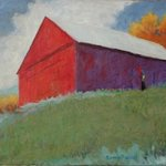 Red And Purple, Randel Rogers
