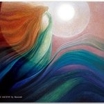 harmonic ascend By Freydoon Rassouli