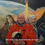 Beyond the imagination of Man By Ron Anderson