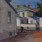 East Hoster Street And South Lazelle Street, Ron Anderson