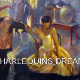 Harlequins Dream  By Ron Anderson