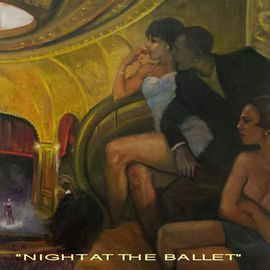 Night At The Ballet, Ron Anderson