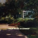 Palm House in Summer By Ron Anderson