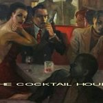 The Cocktail Hour By Ron Anderson