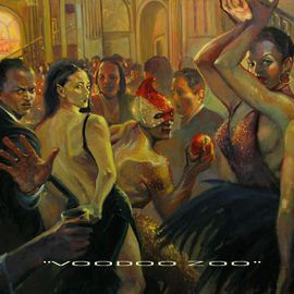Voodoo Zoo By Ron Anderson