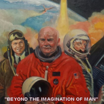 , Beyond The Imagination Of, Figurative, $8,108