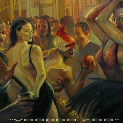 , Voodoo Zoo, Figurative, $11,340