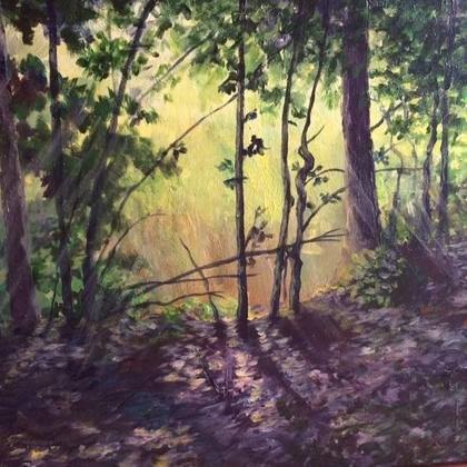 , Olmsteads Dream, Landscape, $420