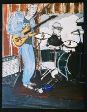 - artwork On_Vibrato_at_Radio_Cherokee-1316278595.jpg - 2006, Painting Acrylic, Figurative