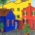burano colours By Irina Redine