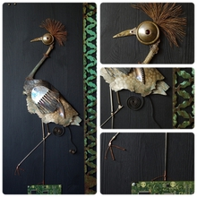 - artwork Bird_fx10-1339051456.jpg - 2012, Assemblage, Figurative