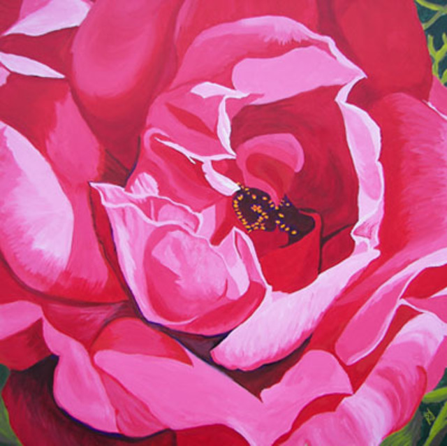 Renee Rutana  'Send My Love', created in 2008, Original Painting Other.