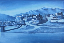 - artwork Zakho_city_1964-1341943676.jpg - 2012, Painting Oil, undecided