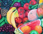 Artist: Rossana Currie, 'Another Bunch of Fruits'