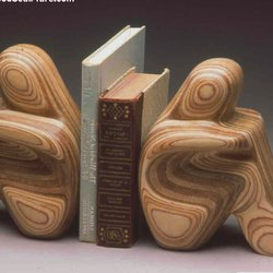, Figurative Bookends, Home, $168