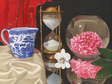 - artwork Reflections-1264528298.jpg - 2011, Painting Acrylic, Still Life