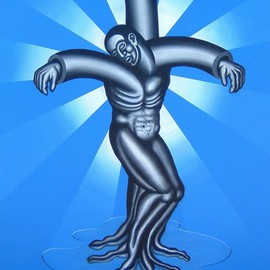 CRUCIFIXION By Marcelo Novo