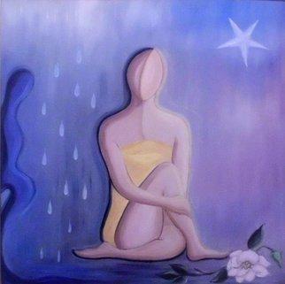 Artist: Rita Canino - Title: il mio io - Medium: Oil Painting - Year: 2011