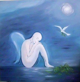 Artist: Rita Canino - Title: luce - Medium: Oil Painting - Year: 2010