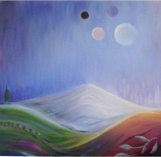 Artist: Rita Canino - Title: oblio - Medium: Oil Painting - Year: 2011