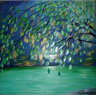Artist: Rita Canino - Title: trasparenze - Medium: Oil Painting - Year: 2010