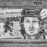 Sidney and MacKinnon Original Drawing By Robb Scott