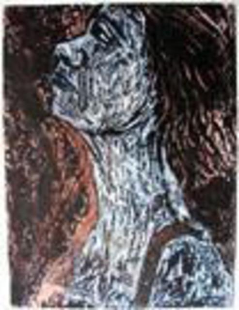 Bobbie Mandel  'I Have My Dignity', created in 2004, Original Printmaking Other.