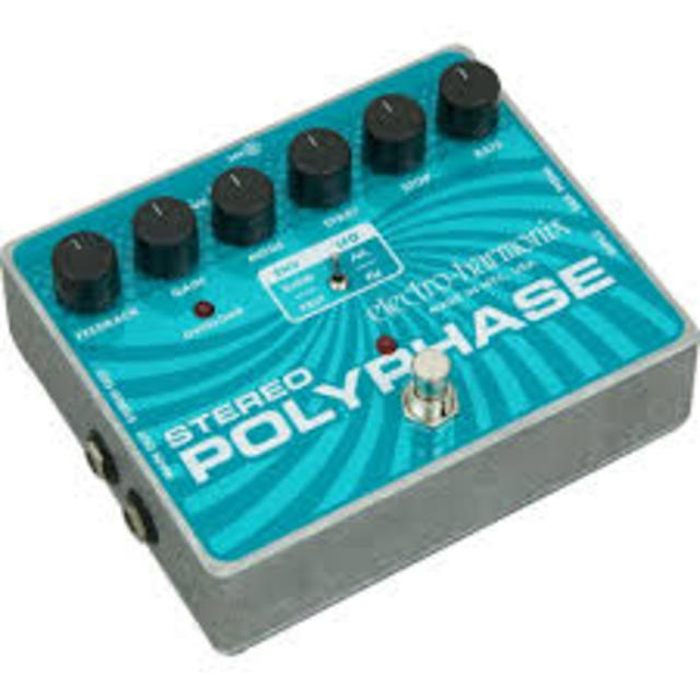 Robert Roth  'Best Phaser Pedal', created in 2019, Original Computer Art.