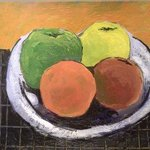 Fruit bowl By Roberto Trigas