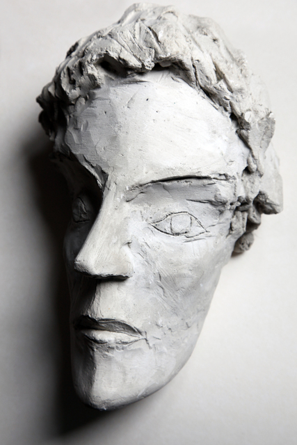 Rossen Stanoev: head, 1984 Digital Drawing