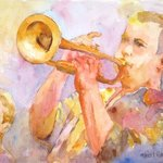 Blow Your Horn By Roderick Brown