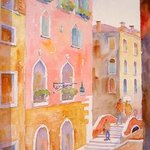 Colour Of Morning Venice, Roderick Brown