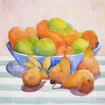 Pears To The Front, Roderick Brown