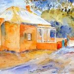 Rottnest Cottage, Roderick Brown
