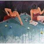 Snooker By Roman Markov