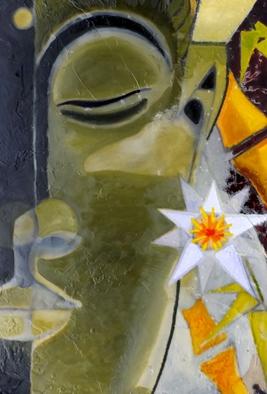 Rone Waugh Artwork Buddha I, 2015 Buddha I, undecided