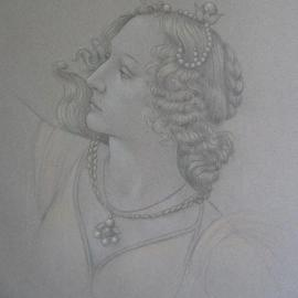 Botticelli drawing