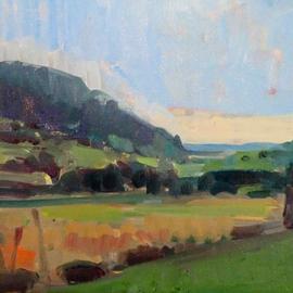 Coburg Road Landscape